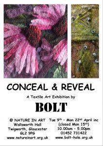 Bolt Textiles @ Nature in Art