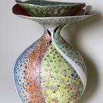 53. Vase. Maria Stewart. Ceramic