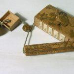 64. Bamboo Inro. Japan 19th century.