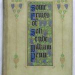 88. Vellum bookbinding. Cedric Chivers (1901)