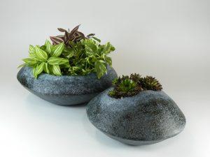 Karen Edwards, 'Bold' planters