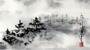 Japanese Brushwork - Takumasa Ono @ Nature in Art