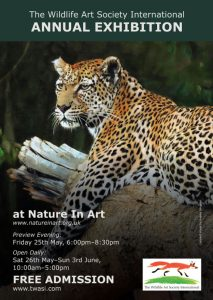 The Wildlife Art Society International @ Nature in Art | United Kingdom