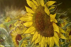 Fosseway Artists @ NATURE IN ART