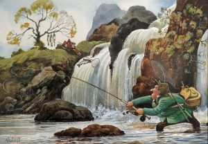 Norman Thelwell: An Illustrated Talk by Tim Craven @ Nature in Art